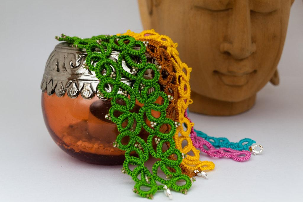 Festival of Colours Bracelets