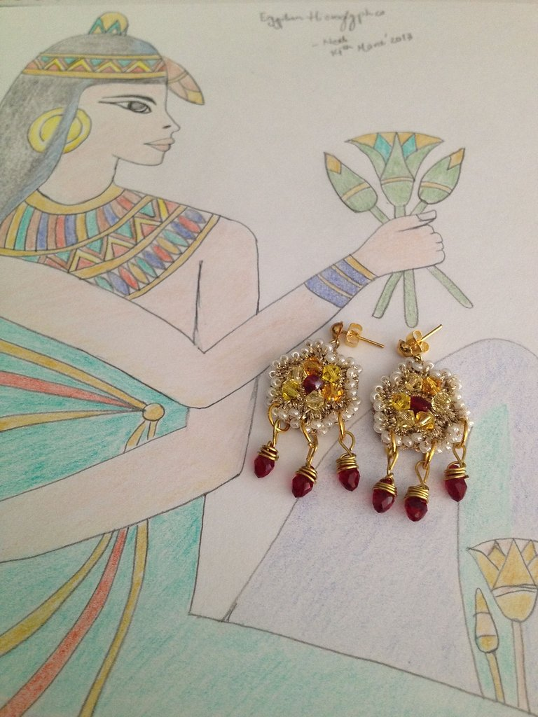 Angelier Earrings