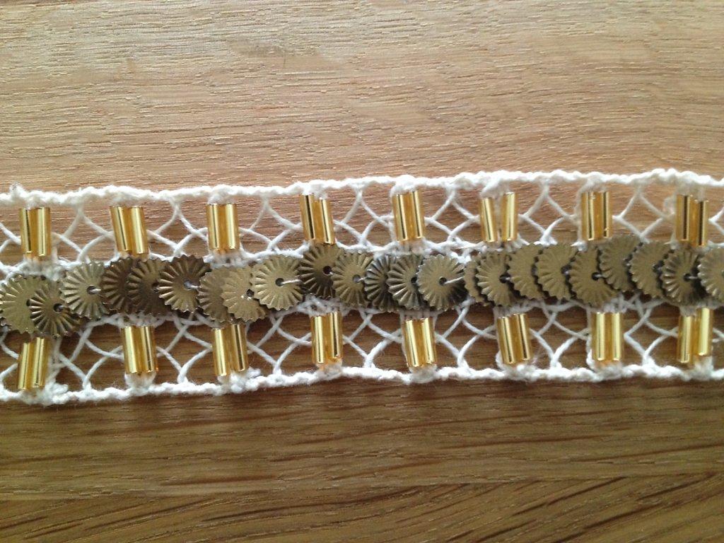 Sequin Bracelet